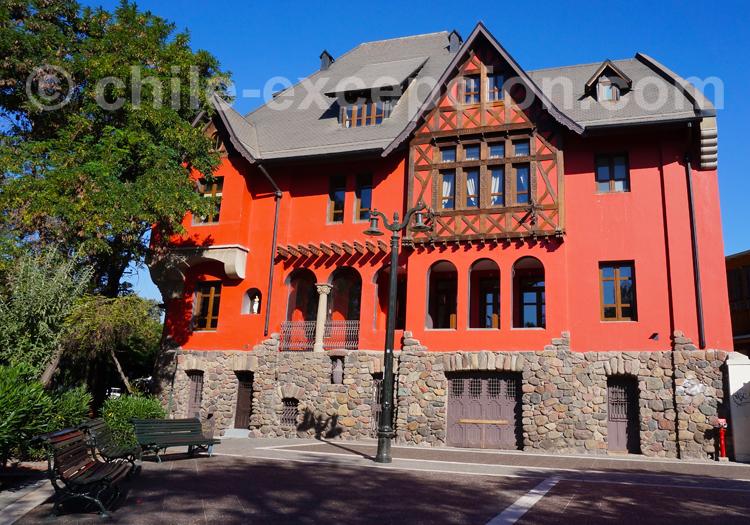 Hôtel Castillo Rojo