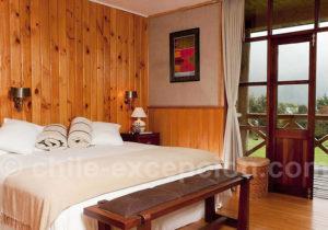 Hotel Mitico Puelo Patagonie