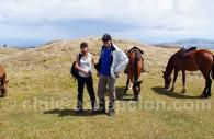 Balade à cheval sur Rapa Nui