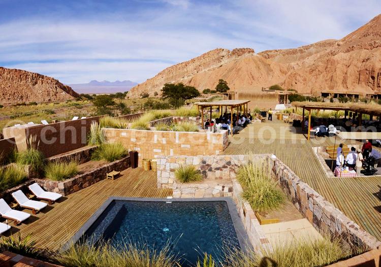 Hôtel Alto Atacama - Voyage de noces au Chili