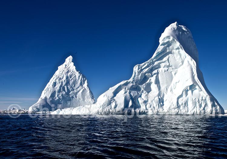 Bloc de glace à la dérive ©Michael Martin