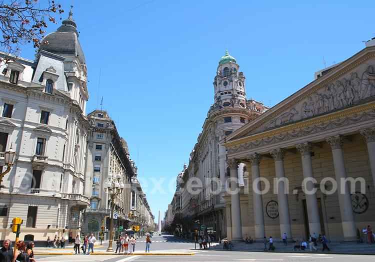 Retour dans la capitale mondiale du tango