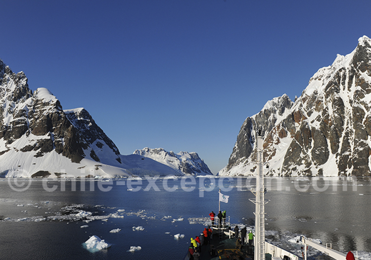 Traversée du passage de Drake et arrivée en Antarctique ©Siegfried Woldhek