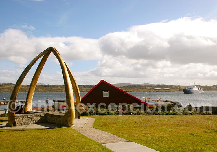 Visite de Port Stanley. ©Jan Bryde