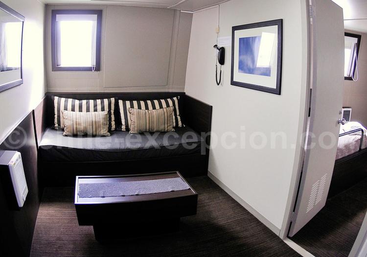 Le MV Ushuaia, Suite