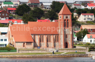 Eglise du Port Stanley – Crédit Erwin Vermeulen