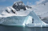 La péninsule antarctique – Crédit Erwin Vermeulen