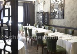 Restaurant hotel The Singular Lastarria
