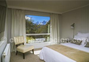 Hotel Grey, Patagonie