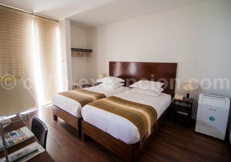 Hotel Casa Beltrán, Chambre twin