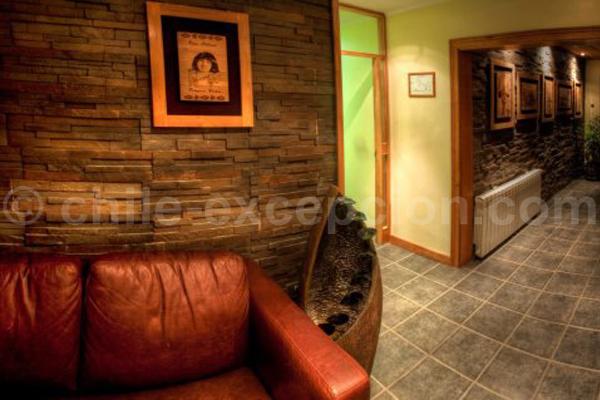 Hotel Barlovento, Lobby