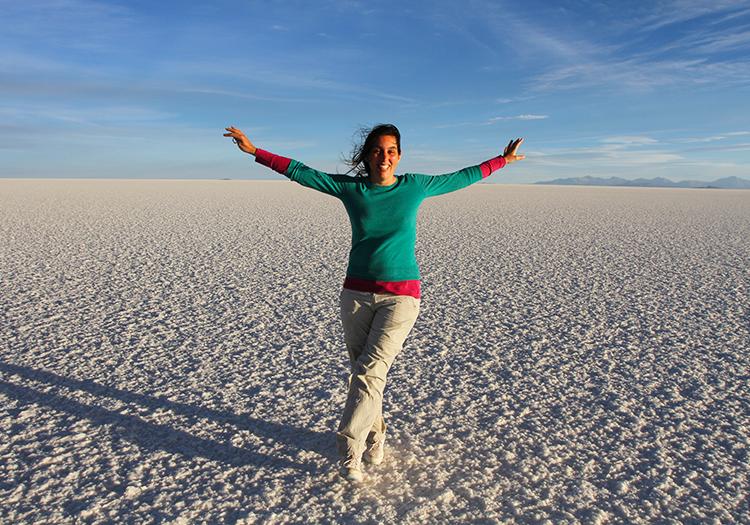 Salar d'Uyuni, depuis Atacama au Chili - 1