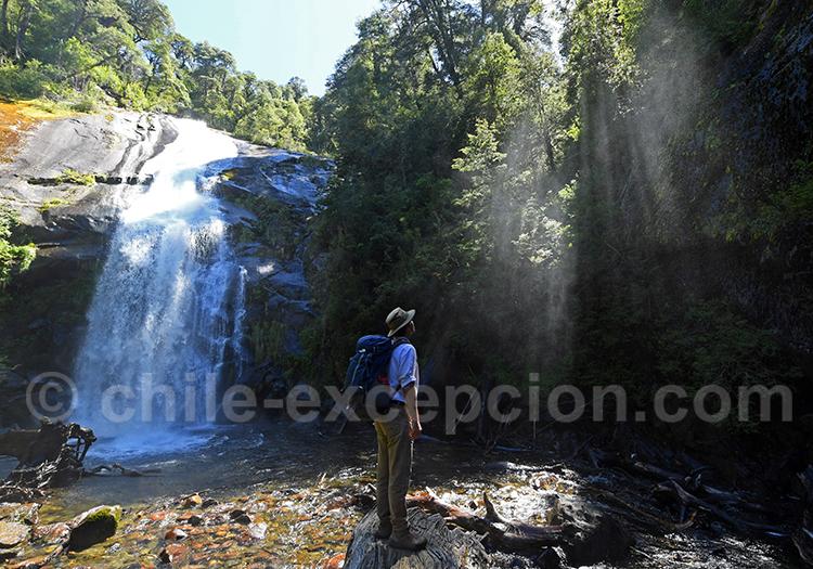 Découverte du pays mapuche