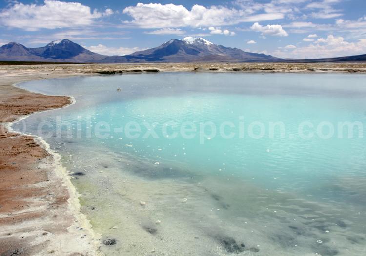 Termas Polloquere, Chili