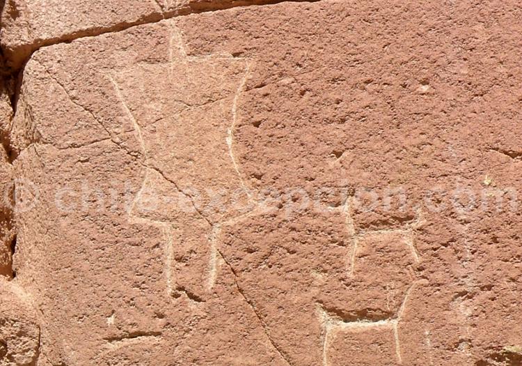 Pétroglyphes de Yerbas Buenas, Atacama