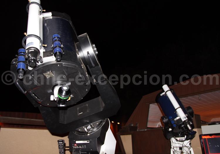 Lunettes d'observation, OAA