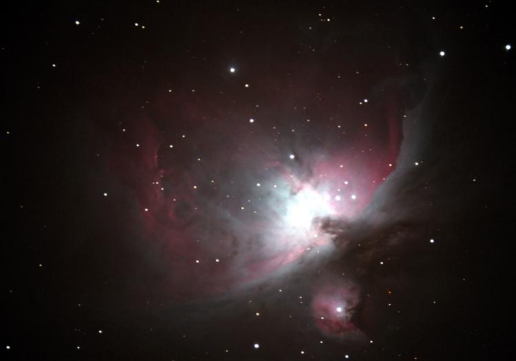 Nébuleuse d'Orion, photo OAA