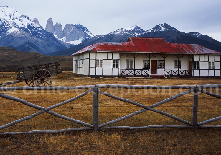 Estancia en Patagonie australe
