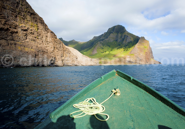 Ile Robinson Crusoe, Juan Fernandez