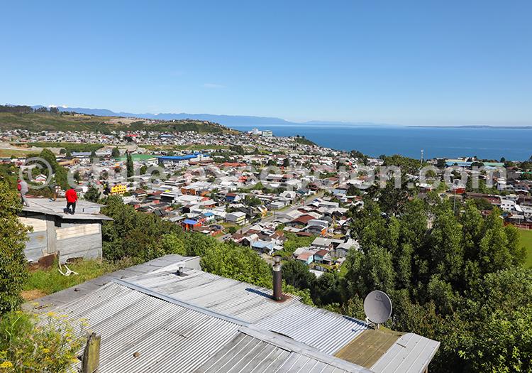 Situation géographique de Puerto Montt