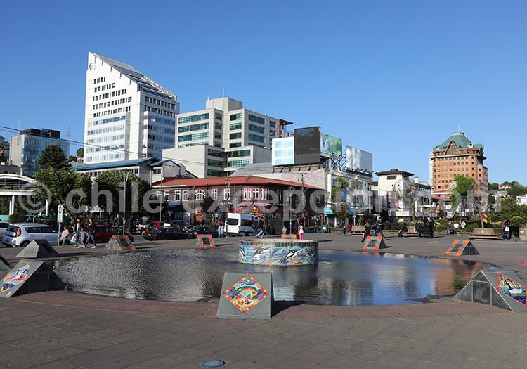 Place d'Armes, Puerto Montt
