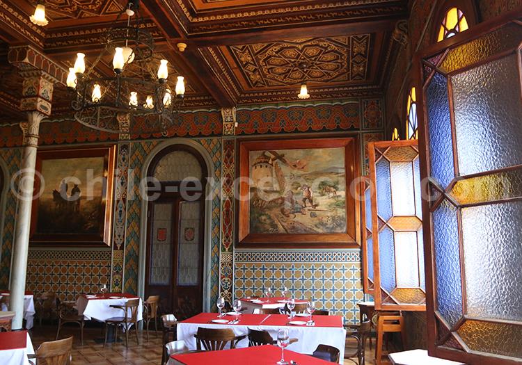 Restaurant Casino Espanol, Iquique