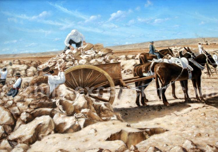 Histoire industrielle de Santa Laura
