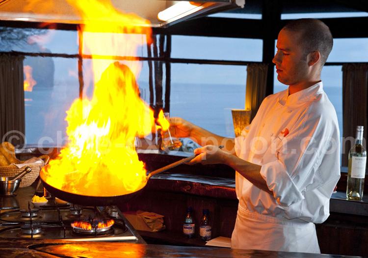 Restaurant de l'île Crusoe