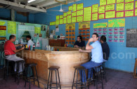 Restaurant voisin de Santa Laura, Iquique