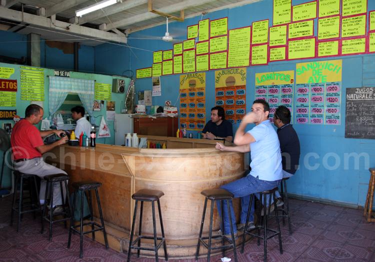 Restaurant Paraiso à Pozo Almonte