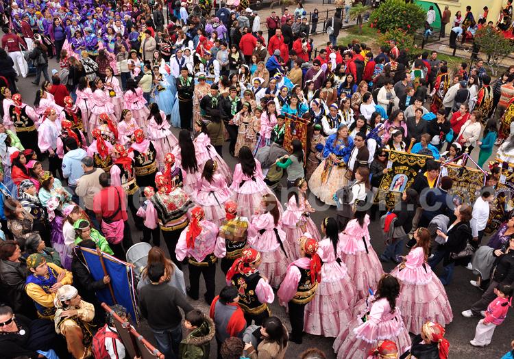 Tradition chilienne, Iquique