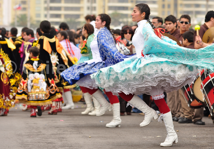 Fiesta Virgen Carmen de la Tirana