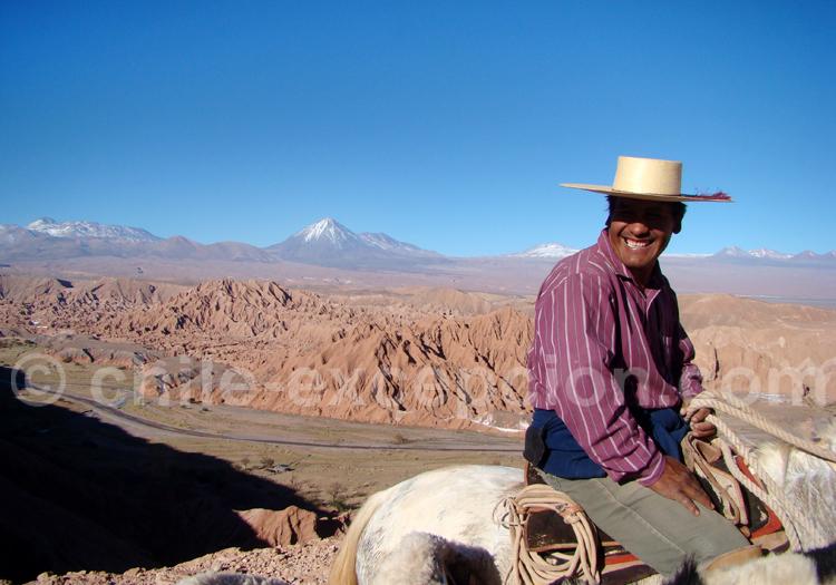 A cheval au Chili
