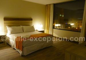 Chambre hôtel Terrado Arturo Prat