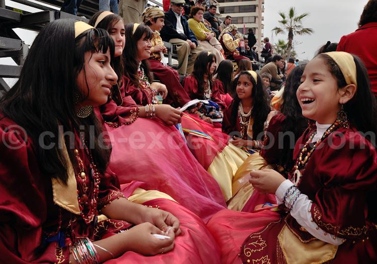 Costume traditionnel, Iquique