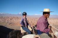 Cabalgata à Atacama