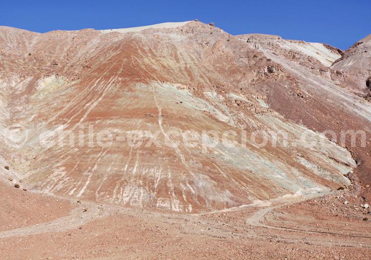 Désert d'Atacama, Nord Chili