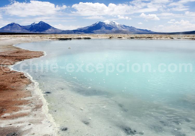 Désert d'Atacama, Antofagasta, Chili