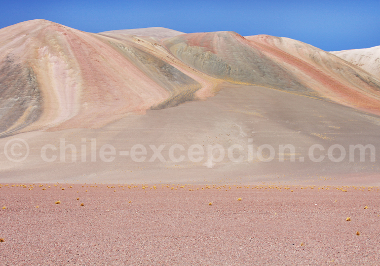 Couleurs minérales, voyage au Chili