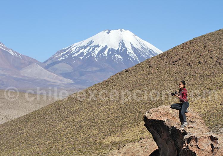 Photographie de paysage, désert d'Atacama