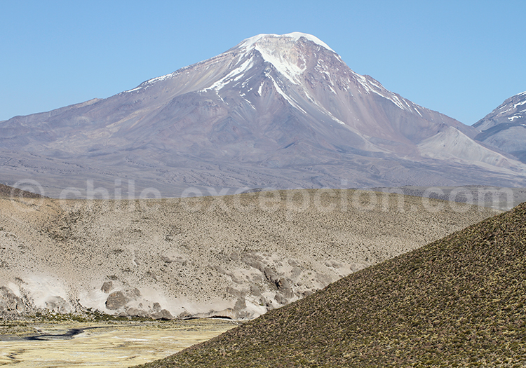 Courbes et couleurs, Atacama