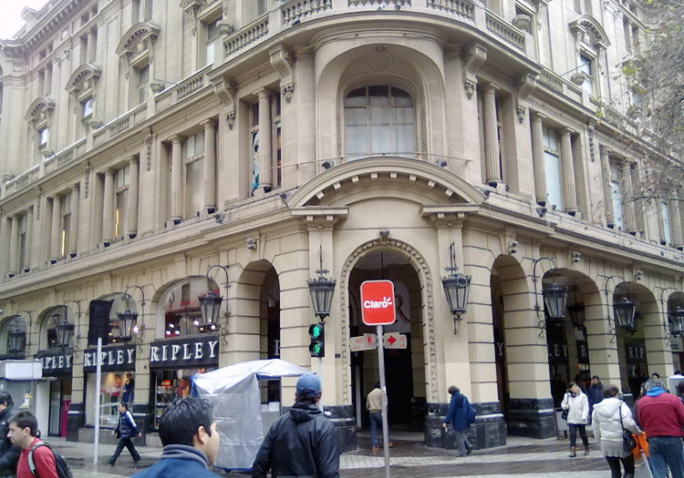 Boutiques de Santiago de Chile