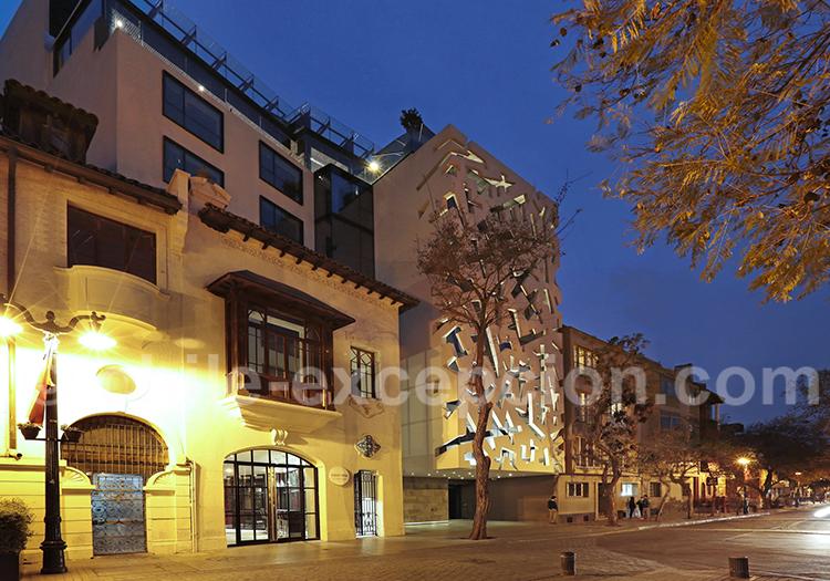 Hôtel Cumbres Lastarria, Santiago