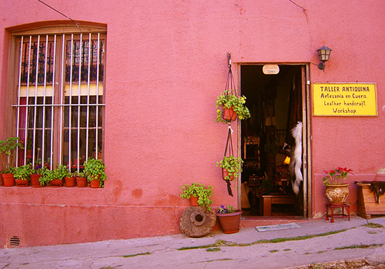 Taller Antiquina, Valparaiso