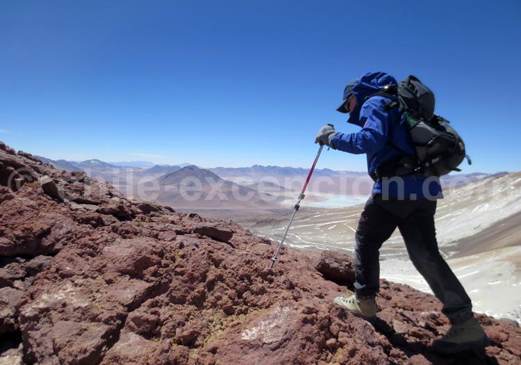 Trek à Atacama, Chili
