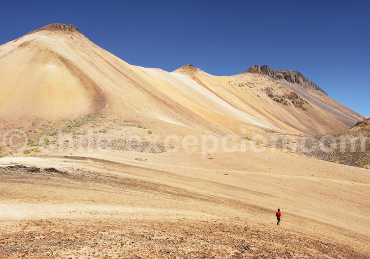 Chaîne montagneuse Cerro Milagro