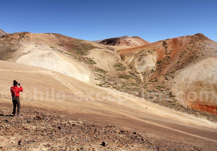 Vallée de Jurasi, Nord du Chili