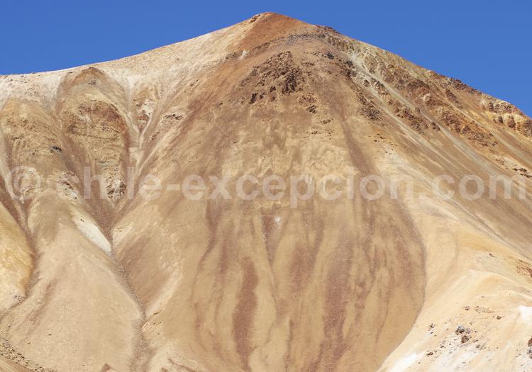 Circuit touristique au Chili