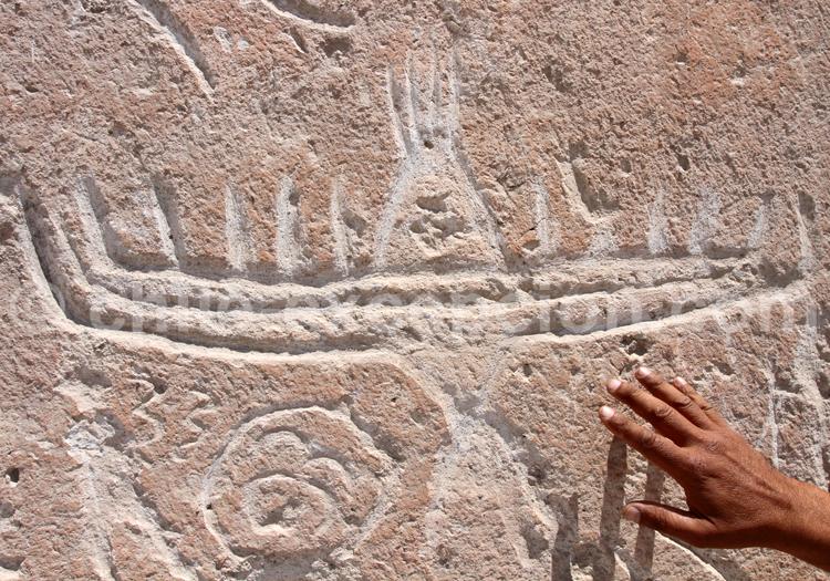 Pétroglyphes, Vallée de Lluta