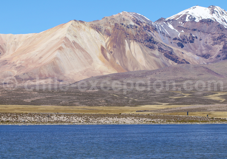 Sommets de Payachatas, Chili